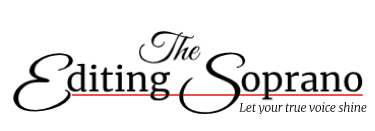 The Editing Soprano
